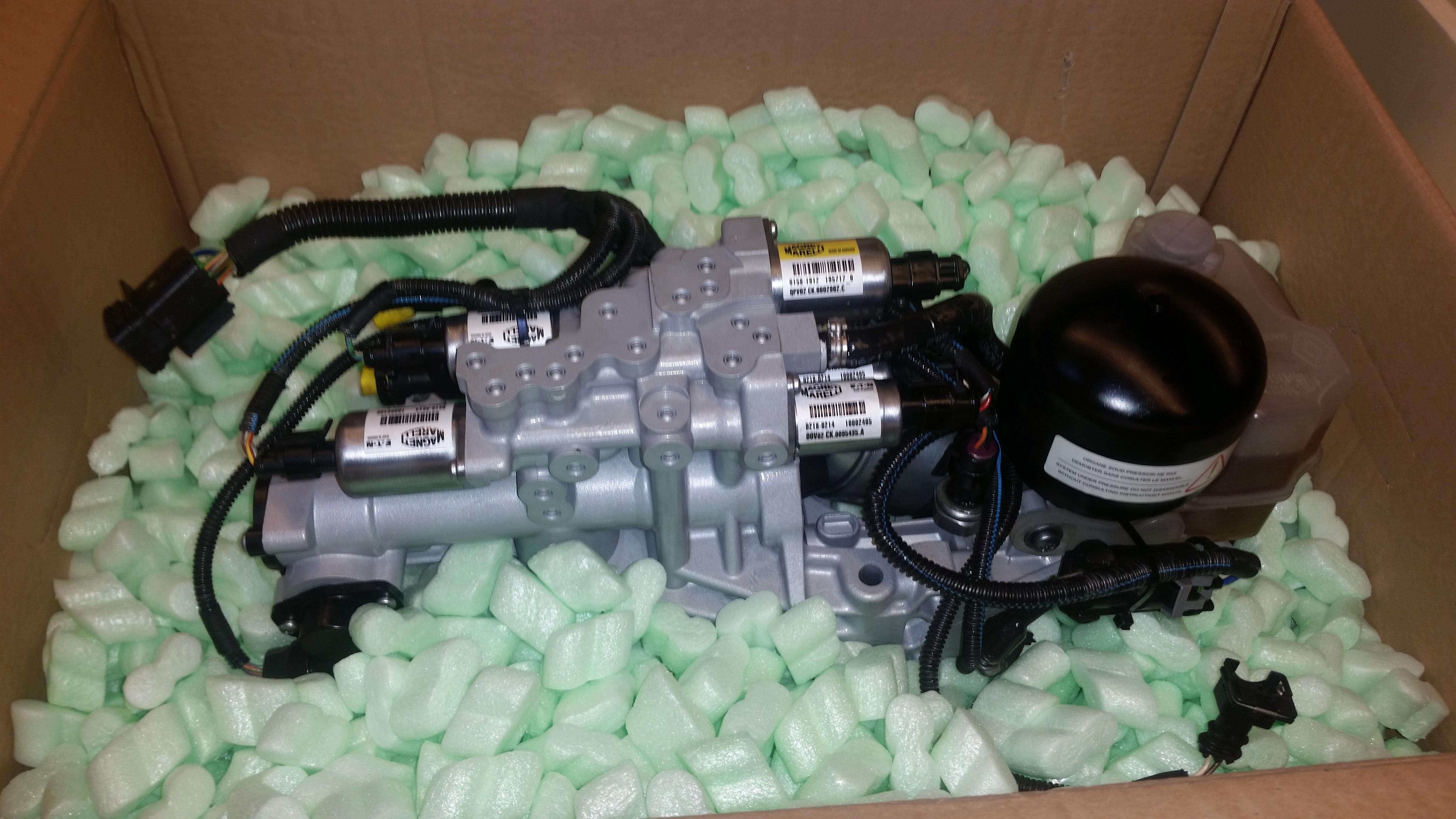 trafic vivaro gearbox control unit tiptronic robot. Black Bedroom Furniture Sets. Home Design Ideas